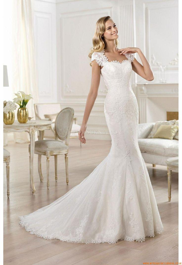 20 besten Wedding Dresses Pronovias Bilder auf Pinterest | Pronovias ...