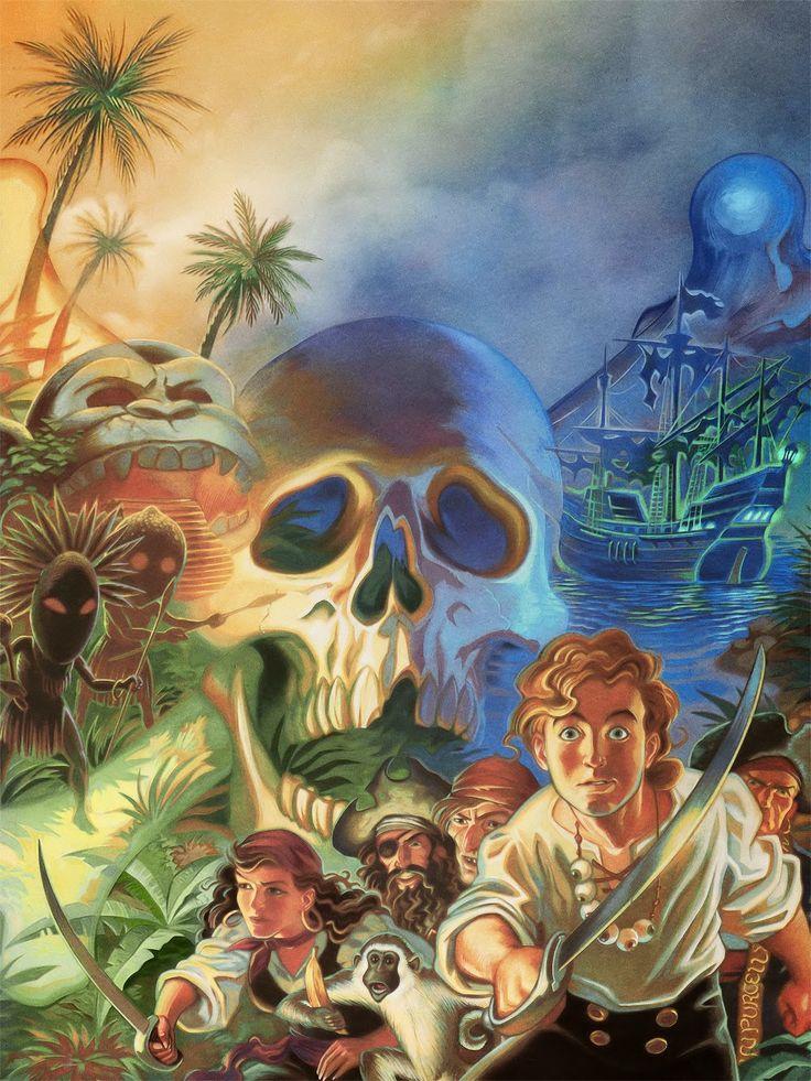 Monkey Island   Pop Culture.