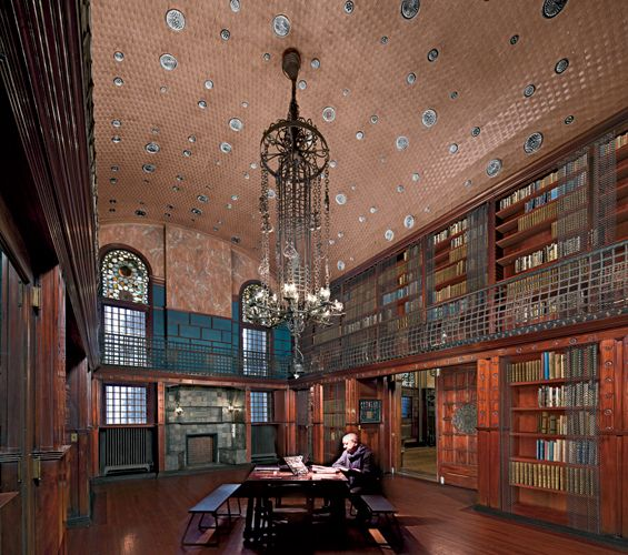 the park avenue armory  restored  the work of associated