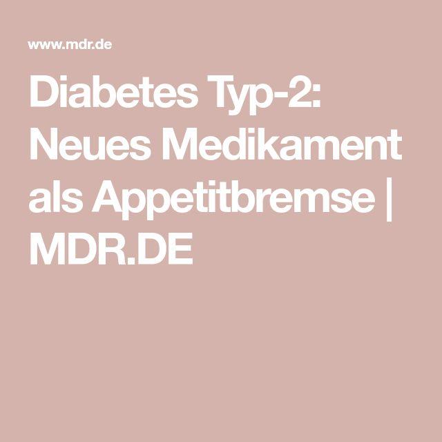 Neues Diabetes Medikament