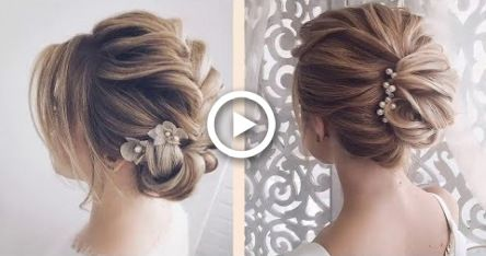 Romantic Valentines Day Hairstyles 2018      Valentines Hairstyles for Short & Long Hair