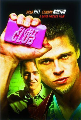 Directed by David Fincher.  With Brad Pitt, Edward Norton, Helena Bonham Carter, Meat Loaf. An insomniac office worker looking for a way to change his life crosses paths with a devil-may-care soap maker and they form an underground fight club that evolves into something much, much more...
