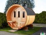 Saunafass Wolff 220 - Sauna | Wellness-Beratung und -Verkauf