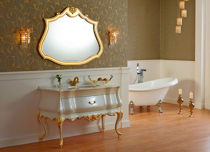 Avangarde Banyo Dolabı ve Aynası | Banyo Dekorasyon Fikirleri ve Mobilya | avant-garde bathroom vanities and mirrors