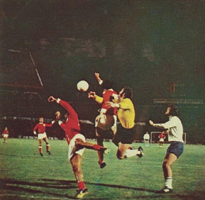 Stuy (Ajax) vs. Benfica.