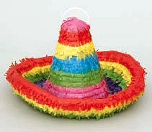 Sombrero-pinjata