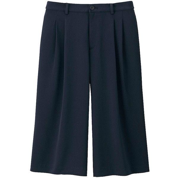 UNIQLO Gaucho Trousers  pants