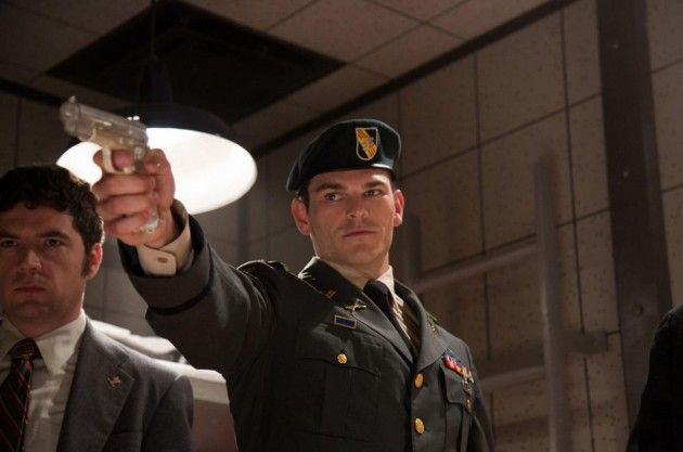 'X-Men: Days of Future Past -- Josh Helman as William Stryker