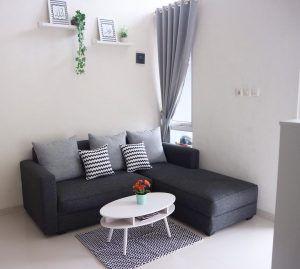 Trik Dekorasi Desain Ruang Tamu Ukuran 3x3 yang Kreatif