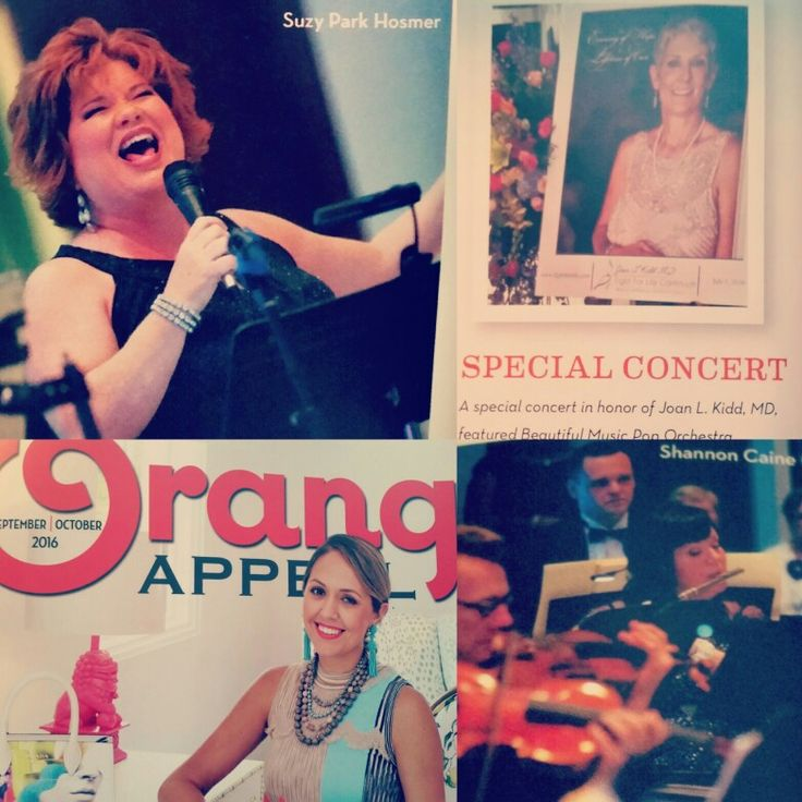 Gala concert Orange  Appeal Fall 2016