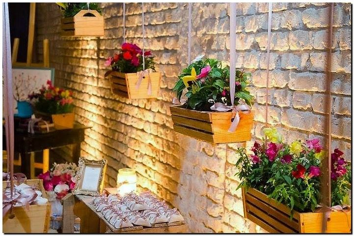 fruit crates planters