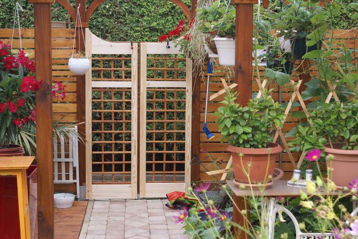 Diy Garden Gate How To Make Gardening Ideas