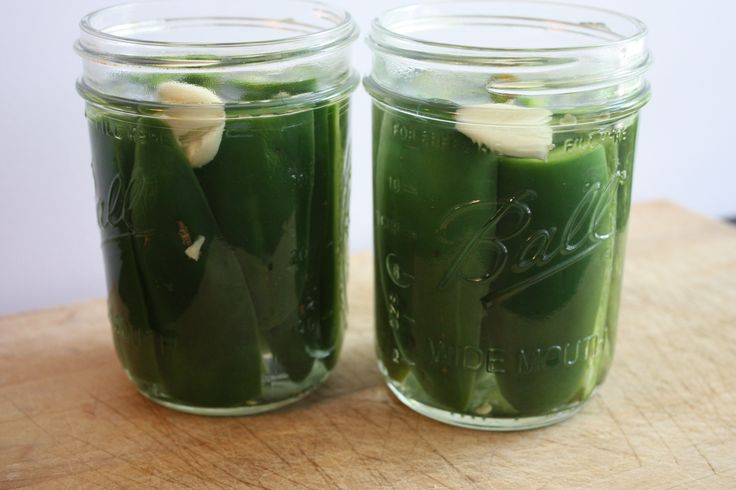 Pickled Jalapeno Peppers - These peppers are nothing like those mushy store bought jalapeno slices. They are crunchy perfection! by Don't Sweat The Recipe