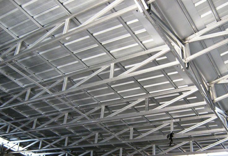 Steel Roof Truss Structure Truss Love Pinterest
