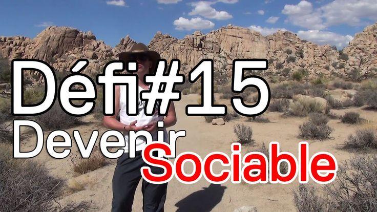 Comment devenir sociable (Devenez plus intelligent #15)