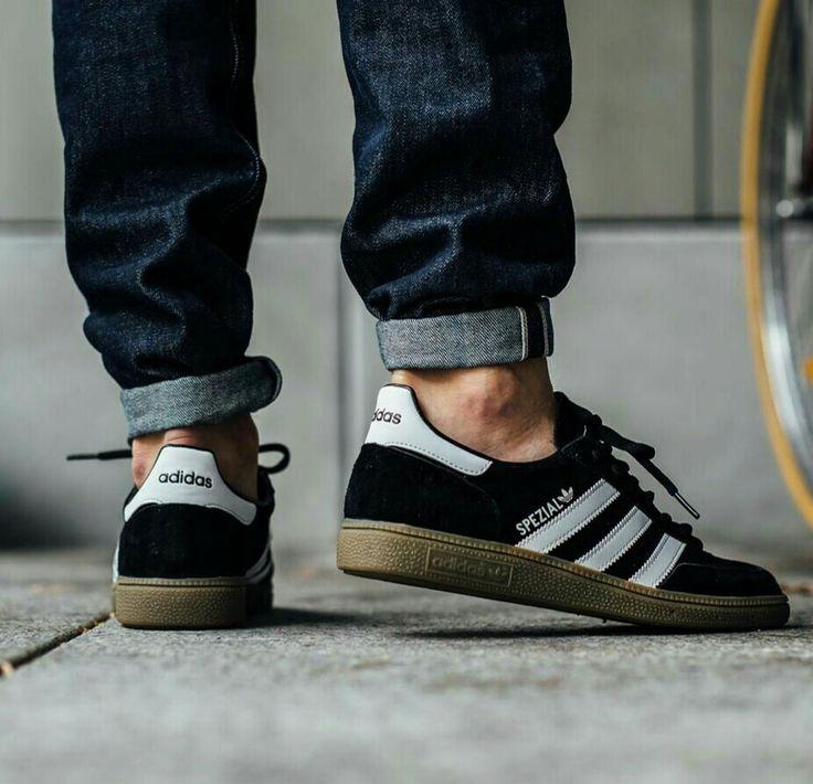 Adidas Spezial on the street