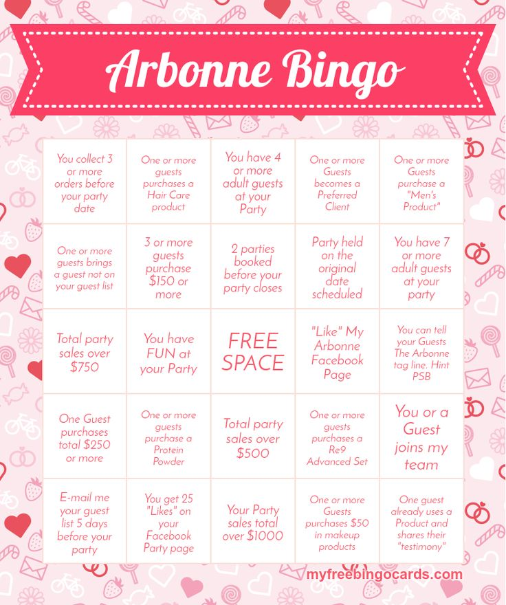 Free Printable Bingo Cards Bingo, Generators and Bingo cards - free printable guest list