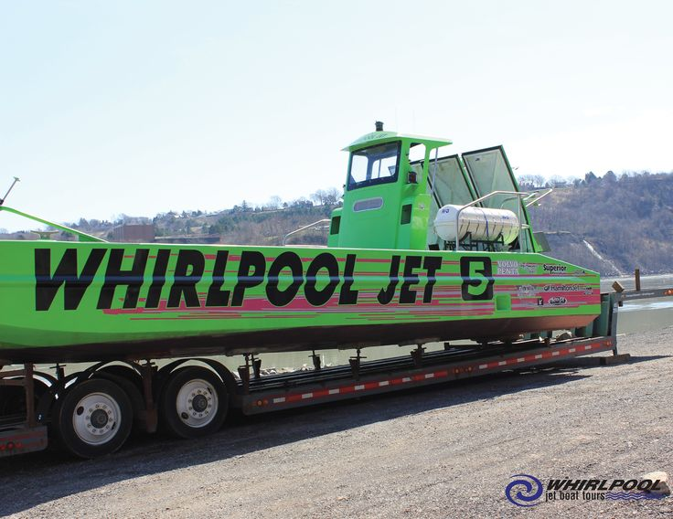 SM 5 boat is ready for the upcoming season! #whirlpooljet