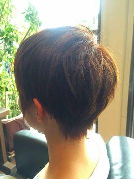 ヘアライフデコナ(Hair Life decona) ナチュラルベリーショート