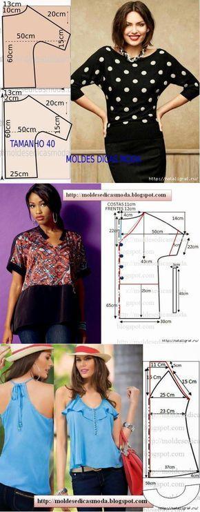 Todavía veraniego: modelamos y cosemos