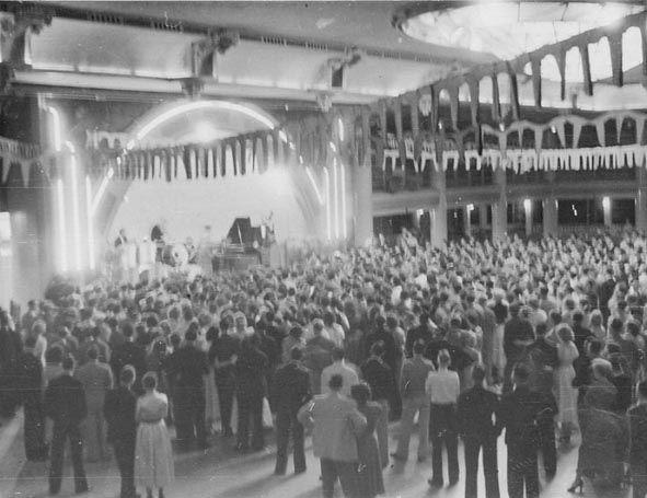 Cloudland Ballroom, Brisbane c 1955