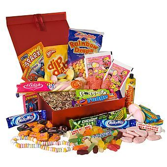 Blast from the Past Sweet Hamper