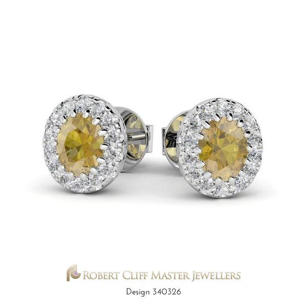 Sunny yellow sapphires! Vivid in colour and #style, these striking yellow #sapphire #studs are each made complete with a sparkling halo of brilliant cut #diamonds. Yours now, for only $2,999. --- #onsale #jewellerysale #somethingnew #specialoffer #specialprice #specialorder #specialdelivery #specials #specialgift #special #Gemstone #Gems #bling #stunningjewellery #design #beauty #jewellerydesign #luxurybrand #luxurylife #fashionaccessories #jewelleryaddict #instastyle