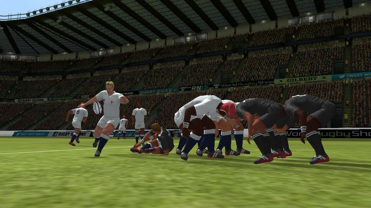 Your players now move and react more like the real thing with better defensive AI and upgraded Box Kick and Cross Field Kick AI #RN15