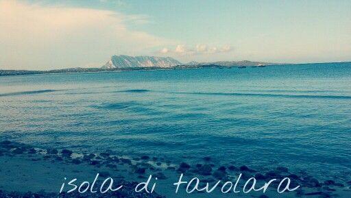 Isola di Tavolara, Sardinia