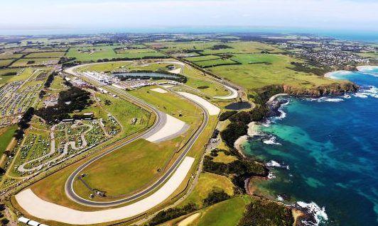 Jadwal MotoGP Australia Phillip Island