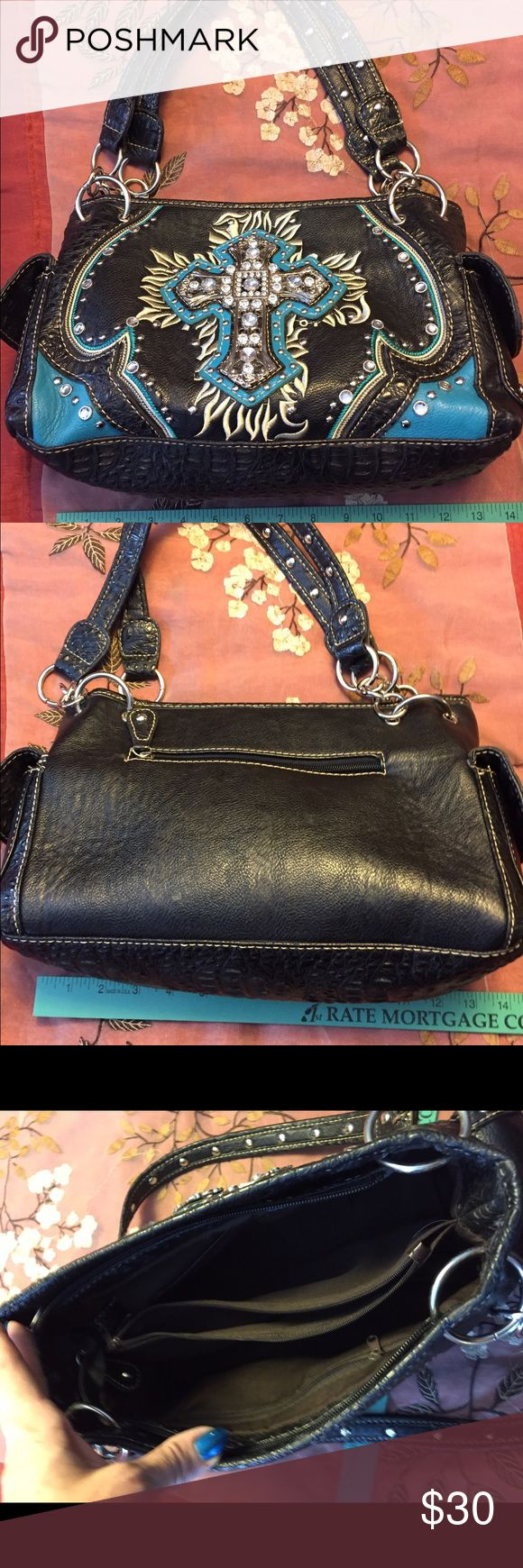 No name brand Handbag Gently loved. Bags Shoulder Bags