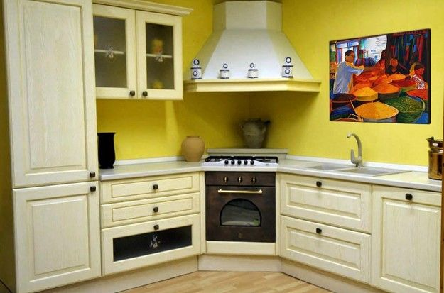 Verde acido e bianco cucine pinterest cucina - Cucina verde acido ...