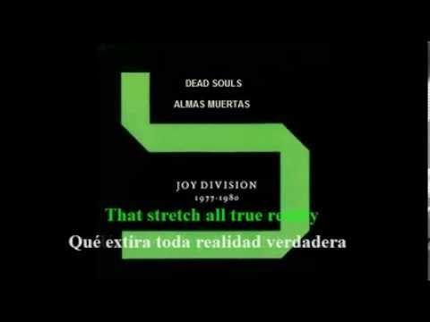 JOY DIVISION-DEAD SOULS (ALMAS MUERTAS) - (Subtitulado Ingles-Español) - YouTube