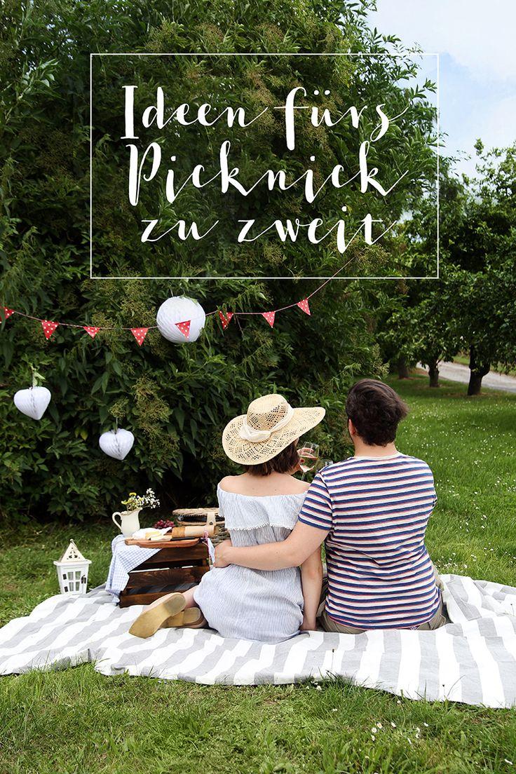 Lisa von mein feenstaub hat ein paar romantische Ideen für ein Picknick mit dem oder der Liebsten.  #geramontpicknickideen  #lassunspicknicken #cestbon