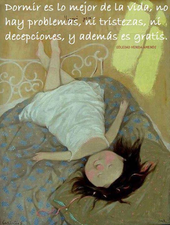 Dormir es lo mejor de la vida verdades ii - Lo mejor para dormir ...