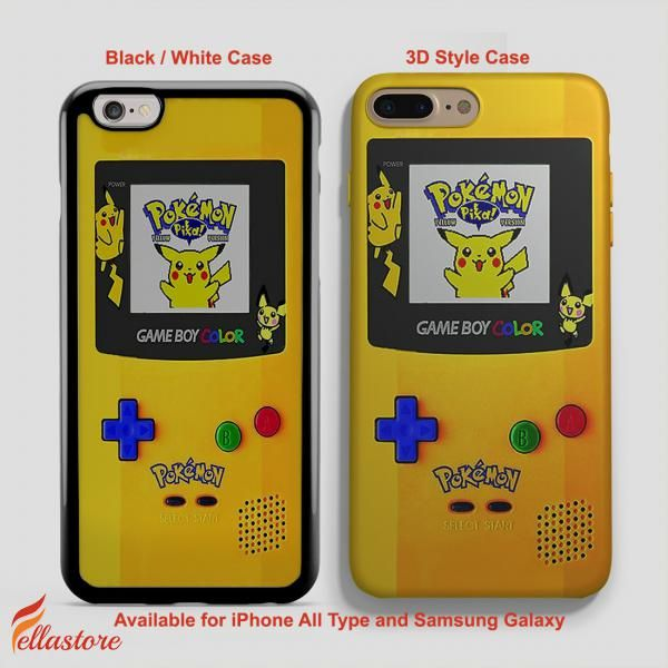 nice Gameboy Color Pokemon Edition iPhone 7-7 Plus Case, iPhone 6-6S Plus, iPhone 5 5S SE, Samsung Galaxy S8 S7 S6 Cases and Other Check more at https://fellastore.com/product/gameboy-color-pokemon-edition-iphone-7-7-plus-case-iphone-6-6s-plus-iphone-5-5s-se-samsung-galaxy-s8-s7-s6-cases-and-other/