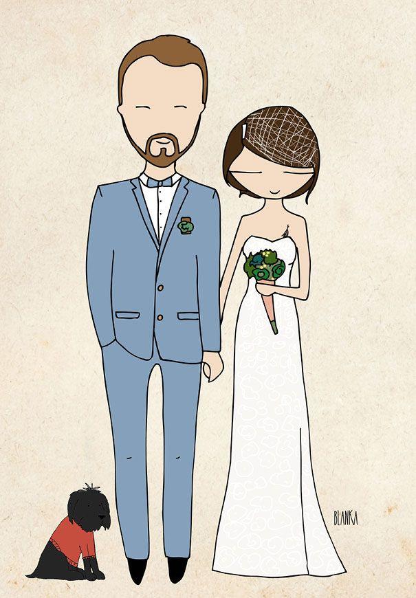 blanka-biernet-custom-couple-illustration-etsy-bride-groom-wedding2