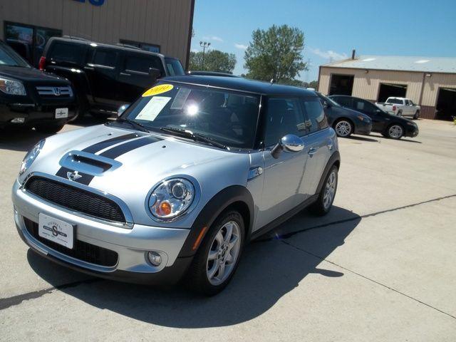 2009 Mini Cooper Hardtop S - For Sale Des Moines, Iowa - Stephens Automotive Sales