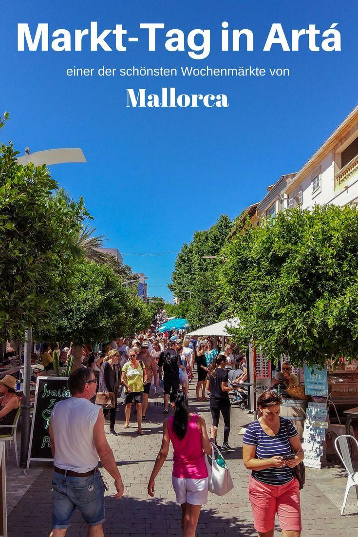 Markt Tag In Arta Einer Der Schonsten Wochenmarkte Mallorca