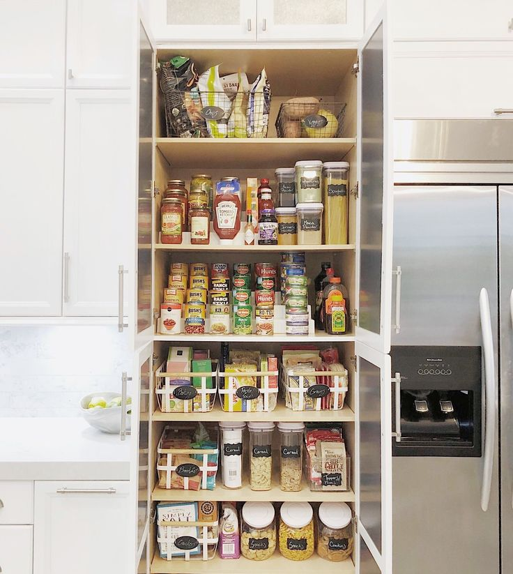 335 Best Neat Kitchens Images On Pinterest