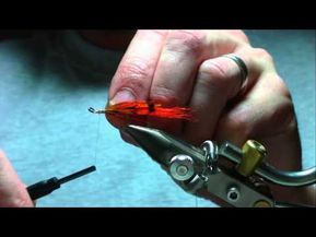 tying salmon flies, The General Practitioner - YouTube