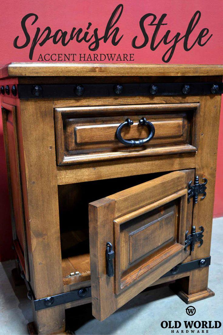 20 best Old World Hardware on Furniture images on ...