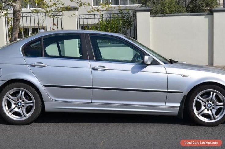 2002 BMW 325i E46 Low Km's roadworthy certificate and registered until Jan 2018 #bmw #325i #forsale #australia