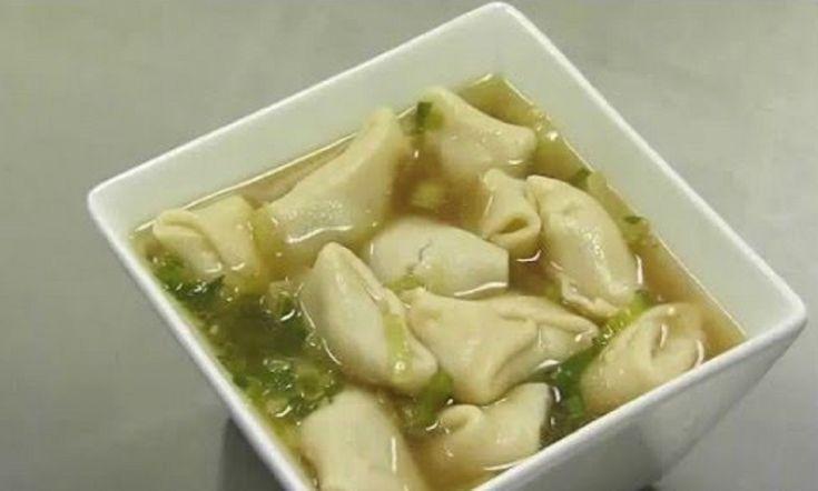 Recette de soupe Won-Ton savoureuse !!