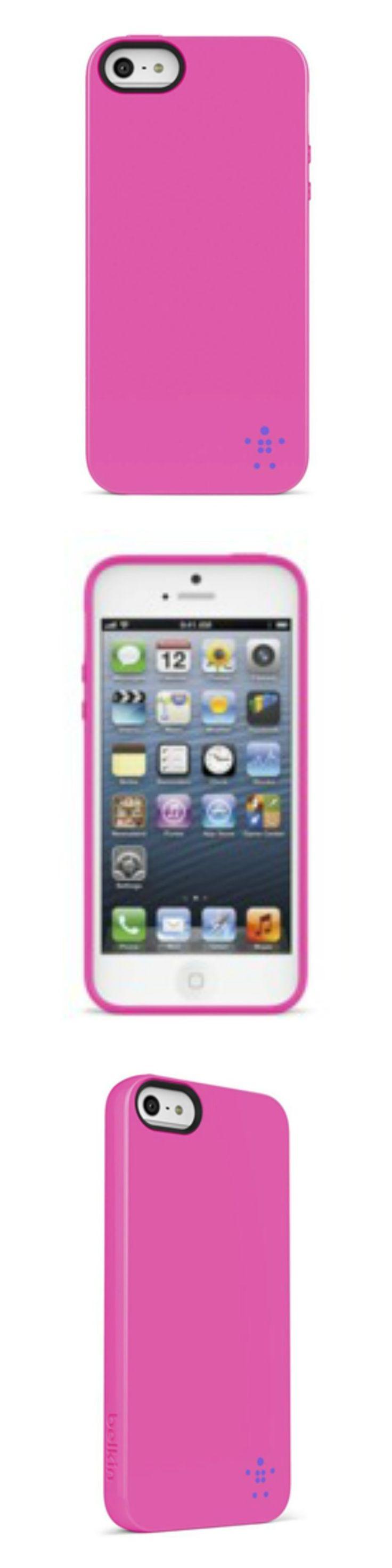 Belkin Grip Neon Glo Case for iPhone 5 Belkin Grip Neon Glo Case for