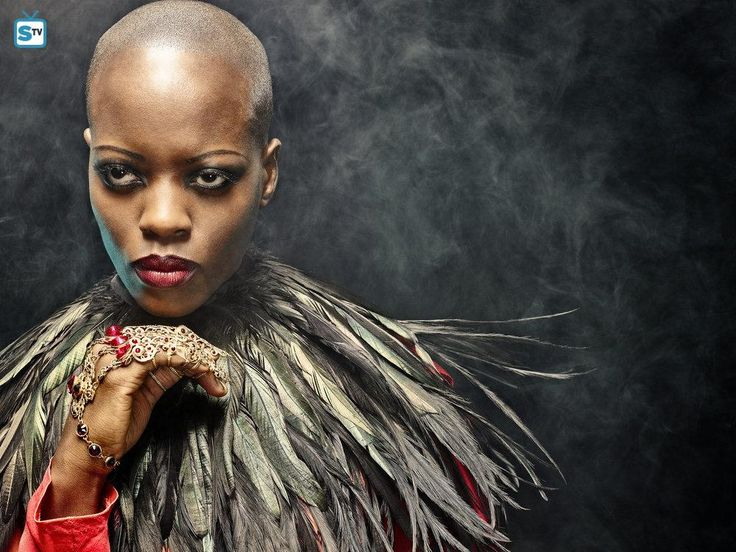 "Emerald City S1 Florence Kasumba as ""East"""