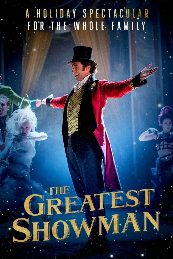 See Hugh Jackman in The Greatest Showman, in theaters December 20. – Sveni Snow