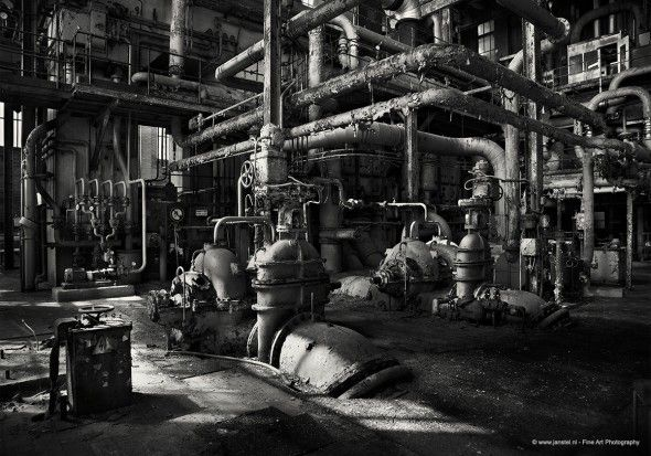 Abandoned And Forgotten / Jan Stel | AA13 – blog – Inspiration – Design – Architecture – Photographie – Art