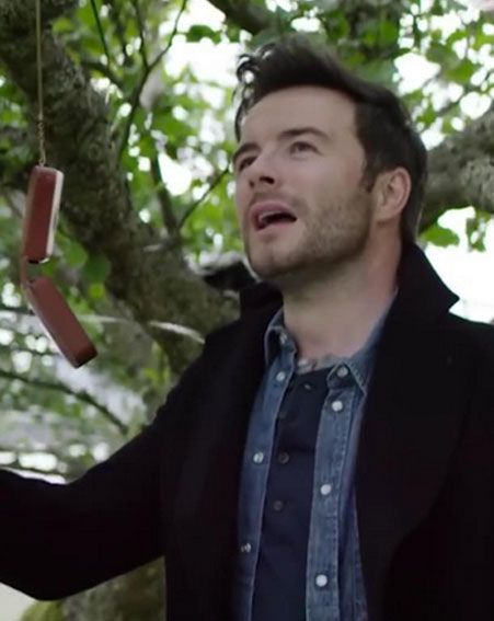 Shane Filan's latest single Me And The Moon has proved very popular