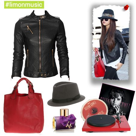 #Limonmusic'te ayın stil ikonu Selena Gomez! #love #fashion #style #limoncompany